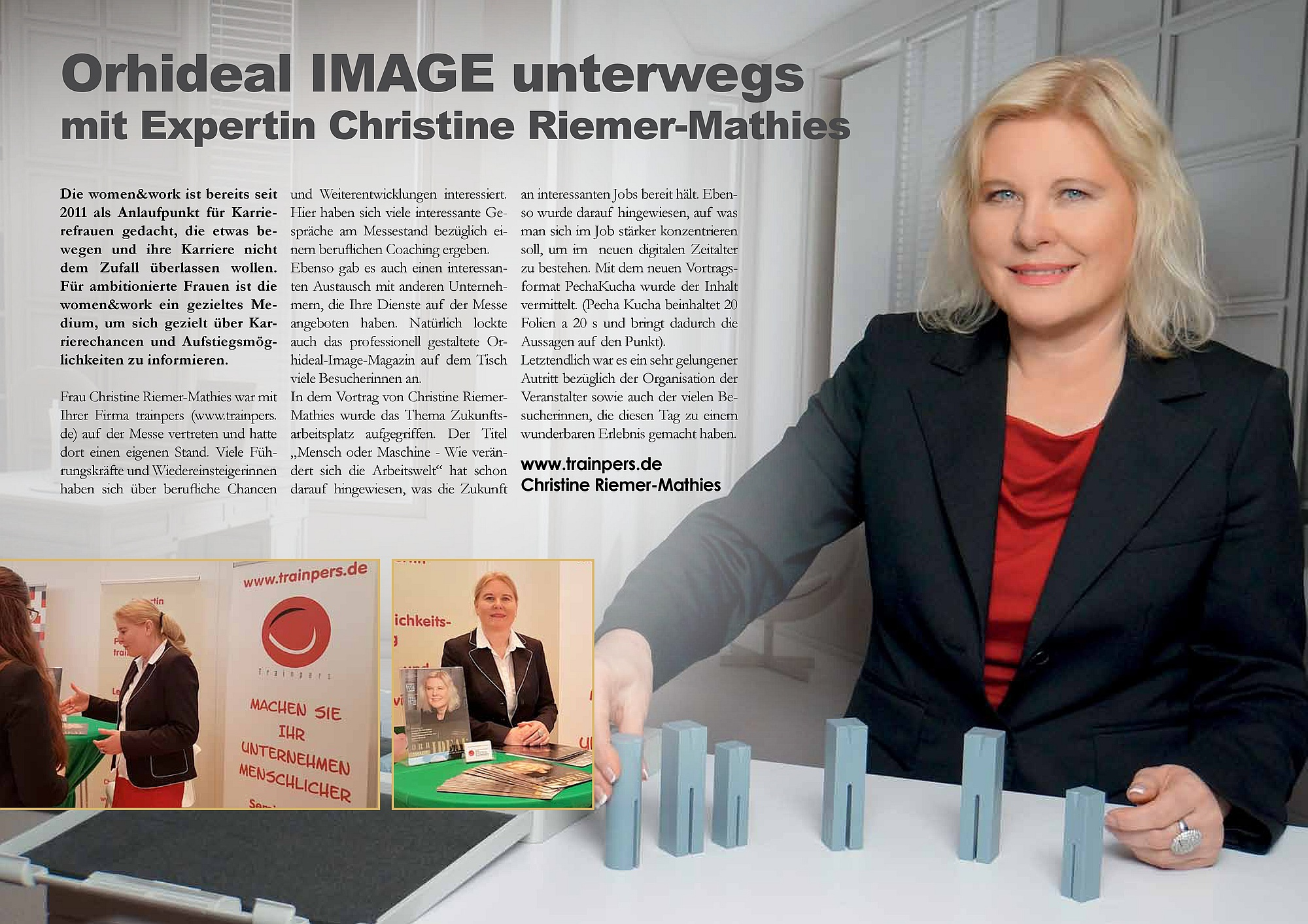 Foto Womenandwork Orhideal 10 2018